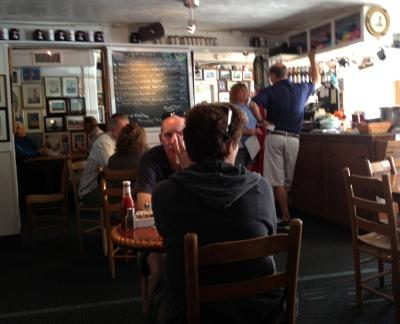 Lighthouse Cafe, Sanibel Island.  PG photo