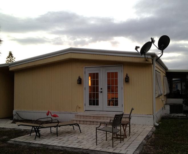 January 8, 2013.  Tropicana Park.  Fort Myers, Florida. Paul Goldfinger .